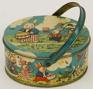 old fashioned easter baskets - Google Search