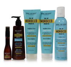 Marc Anthony Oil Of Morocco Argan Oil Hair Care Kit