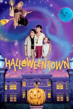 dis ney halloween movies halloweentown