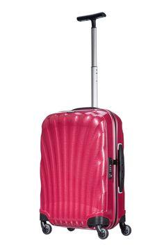 Samsonite Cosmolite Spinner 55/20 FL Bright Pink
