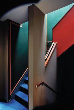 Fernando Santangelo West Village Townhouse #interiors #interiordesign #interiordecorating http://decdesignecasa.blogspot.it