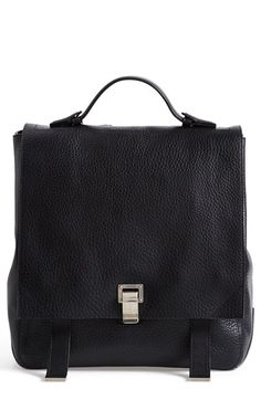 Proenza Schouler 'PS Courier' Leather Backpack available at #Nordstrom