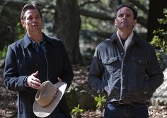 Raylan & Boyd's interactions are one of the things that make this show so great!