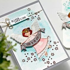 The Wonder of Christmas Stamp Set by Stampin' Up!  | Video