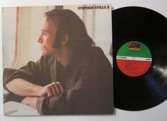Vinyl Record Stephen Stills 2 Vinyl Record LP by RecordStoreGirl