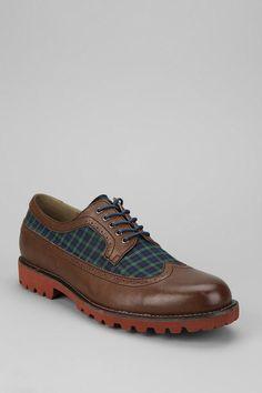 Hawkings McGill Lugged Longwing Shoe  #UrbanOutfitters