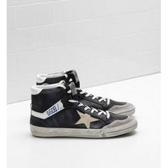 2017 Sneakers Golden Goose 2.12 Uomo GGDB Scarpe Bianco Grigio Nero 22157571a9d