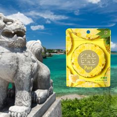 "Ever tasted Japan's Pure Gummy brand?   Now in a special ""Okinawan Pineapple"" edition -"