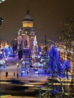 Cluj-Napoca, Romania www.romaniasfriends.com / City Break