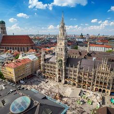 24 hrs in MUNICH, Germany, tourist and travel food guide, not just for Octoberfest part Welcome to my guide for what to do and see in Munich in 24 hrs. Cities In Germany, Visit Germany, Germany Castles, Munich Germany, Germany Travel, Best Places To Retire, Cool Places To Visit, Auckland, Excursion