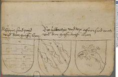 Ortenburger Wappenbuch Bayern, 1466 - 1473 Cod.icon. 308 u  Folio 238v