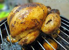 Pollo al forno: il POLLO PERFETTO senza spiedo. Realizzazione passo passo | Gastronomy Love