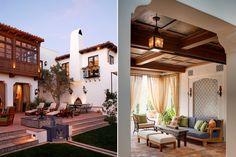 John Street — Shawn Nelson Builders - Los Angeles High End Custom Homes Interior And Exterior, Interior Design, Light Project, Exterior Lighting, Ceilings, Custom Homes, Garden Landscaping, Manhattan, Lanterns