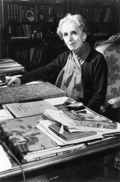 The real Karen Blixen (1885-1962), played by Meryl Streep in 'Out of Africa'