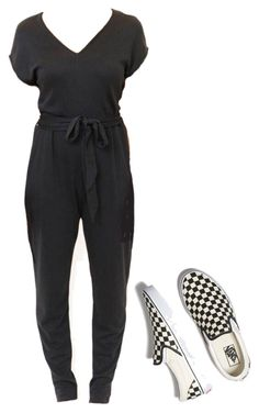 casual by mollymaybradford on Polyvore featuring Vans