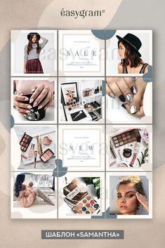 Instagram Feed Planner, Instagram Feed Layout, Feeds Instagram, Instagram Grid, Instagram Frame, Instagram Design, Instagram Story, Instagram Posts, Social Design