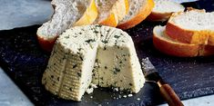 This herb-filled creamy Mexican queso fresco recipe has just three easy steps. Learn how to make it at Food & Wine. Healthy Mexican Recipes, Cheesy Recipes, Mexican Cheese, Mexican Dishes, Appetizers For Party, Appetizer Recipes, Queso Fresco Recipe, Cheese Mold, Charcuterie Cheese
