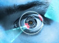 Our fingerprints eyes and faces will replace passwords