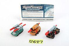 Land Military Team 100% Complete Mini-Cons Armada Transformers