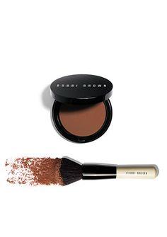 Bobbi Brown Bronzing Powder - Deep | No sparkle, adds warmth🌞