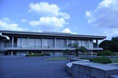 도쿄국립박물관 공연장...20130607