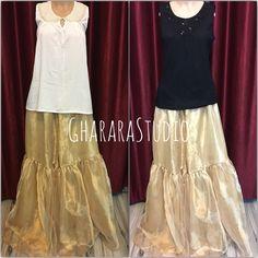 Gharara in black or white? #gharara #ghararastudio