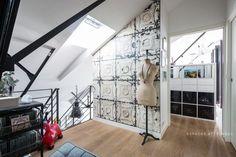 Un loft familial dans une ancienne usine près de Paris