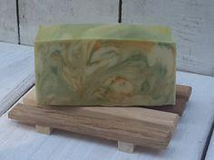 Lemongrass Soap Handmade Soap Vegan Soap by GeorgiaMadeSoaps
