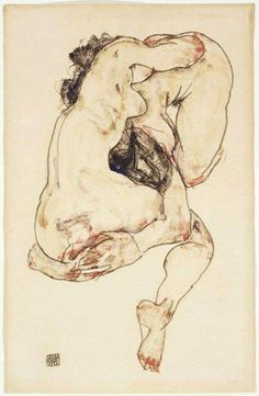 Egon Schiele Artist : Egon Schiele (Austrian, Tulln 1890–1918 Vienna)  ♣️Fosterginger.Pinterest.ComMore Pins Like This One At FOSTERGINGER @ PINTEREST No Pin Limitsでこのようなピンがいっぱいになるピンの限界