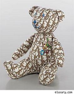 dior teddy bear