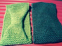 Carol Knits and Crochets: Earwarmers for Ireland!