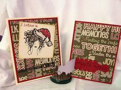 A Jillian Vance Design: Christmas Card