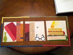 HP bookshelf by mihertz, via Flickr  Sooooooo making this!!
