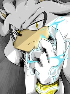 Silver the hedgehog. Sonic The Hedgehog, Silver The Hedgehog, Shadow The Hedgehog, Sonic Boom, Madara Wallpaper, Sonamy Comic, Sonic Heroes, Sonic Fan Characters, Sonic Franchise