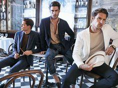 Inspiración... 5 ciudades, 5 estilos menswear mensstyle moda masculina moda hombre mensfashion
