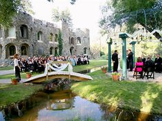The Dunafon Castle Idledale Colorado Wedding Venues 1