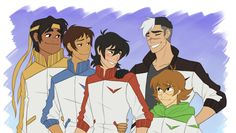 Casual Klance is what gives me life. <---- THIS IS ACCURATE