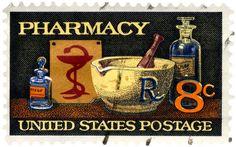 pharmacy stamp