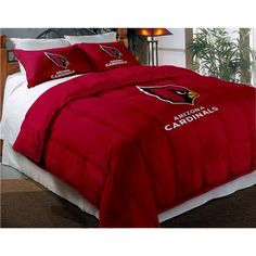 Northwest Co. NFL Comforter Set - Arizona Cardinals - nfl-arizonacardinals-series
