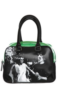 Rock Rebel Frankenstein Green Bowling Bag. I paid $17.50 (yay for 50% off coupons!)