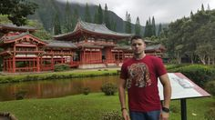 Joseph at Valley of the Temples