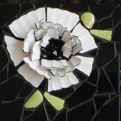 Blossom 2 by Donna Lieberman Maplestone Gallery Contemporary Mosaic Art
