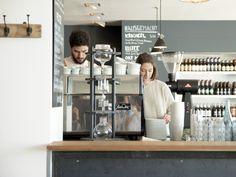 Jonas Reindl Lokal, Restaurant, Bahn, Vienna, November, Coffee, City, Furniture, Food