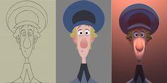 SPA+Studios+Previews+Klaus+Animation+Tests