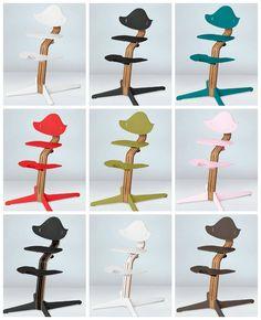 NOMI highchair by Peter Opsvik