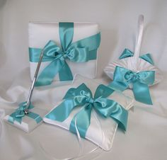 Custom Colors Wedding Accessory Collection