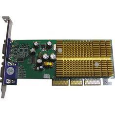 Jaton VIDEO-348PCI-LP GeForce 6200 512MB DDR2 64bit PCI Low-Profile Video Card VGA