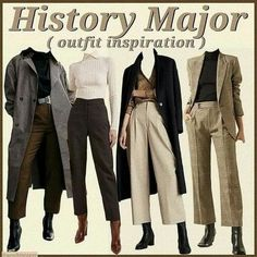 Mode Outfits, Retro Outfits, Cute Casual Outfits, Vintage Outfits, Fashion Outfits, Fashion Fashion, Looks Dark, Mein Style, Elegantes Outfit