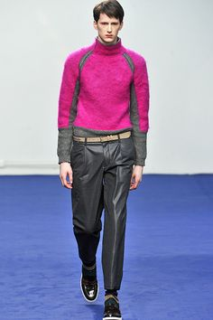 KOLOR | 2013-'14 A/W MENS COLLECTIONS 21 JAN. 2013