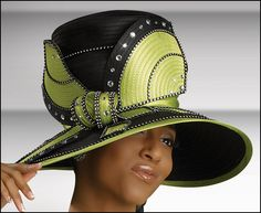 Women in Church Hats Program   The Big, Bold Hats Of Black ...